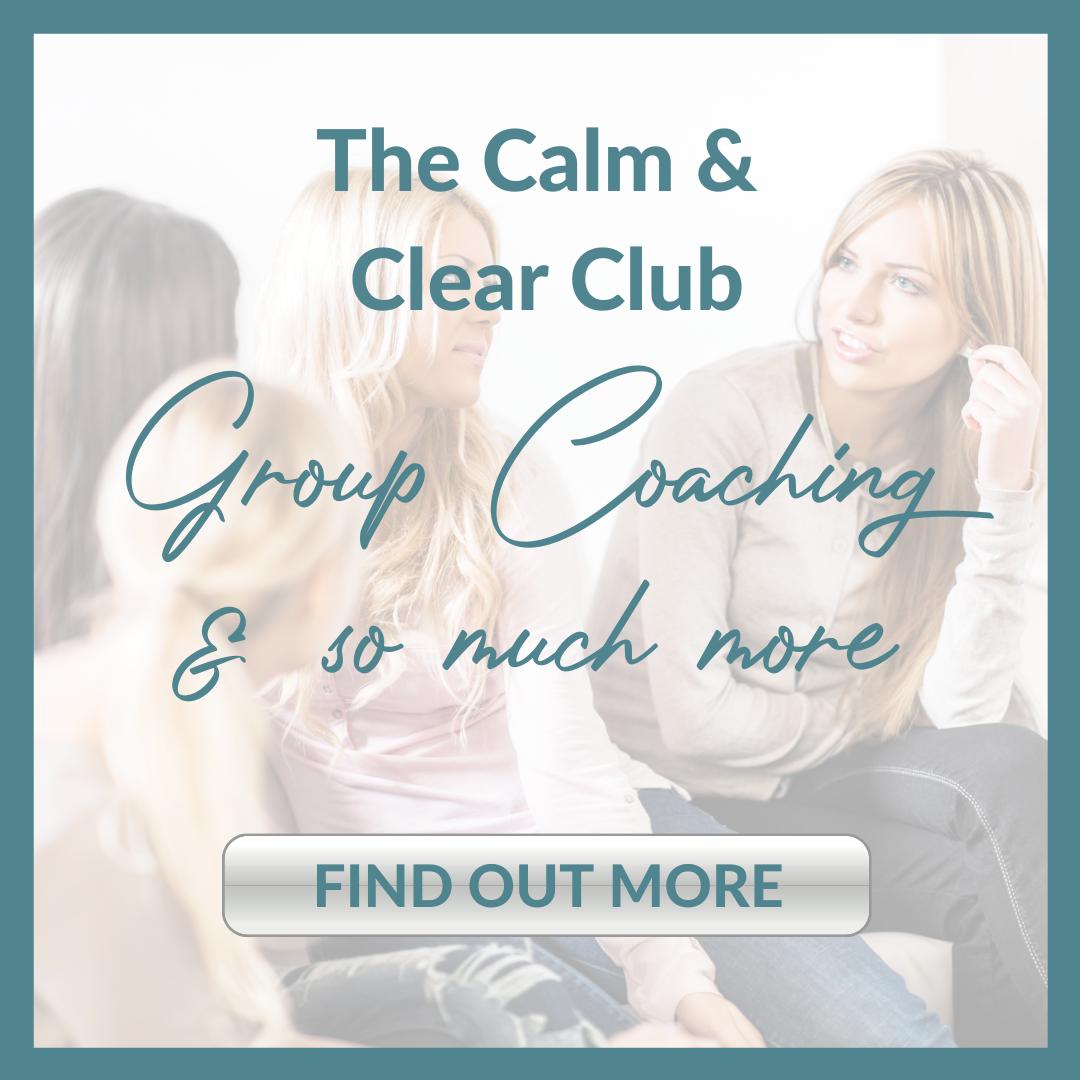 THE CALM & CLEAR CLUB